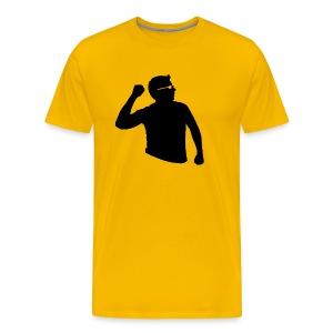 Beat Matt Batrep Dance Shirt - Men's Premium T-Shirt