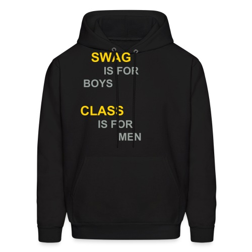 Swag and Class - Men's Hoodie