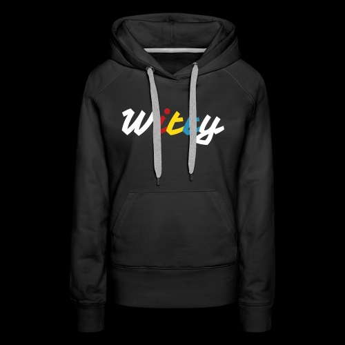 Women's | Black Mulco Hoodie | Fall/Winter Collection - Women's Premium Hoodie