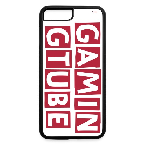GAMINGTUBE IPhone 7 Plus / 8 Plus Rubber Case - iPhone 7 Plus/8 Plus Rubber Case