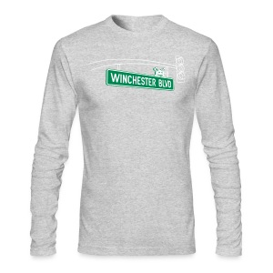 Winchester Boulevard - Men's Long Sleeve T-Shirt by Next Level
