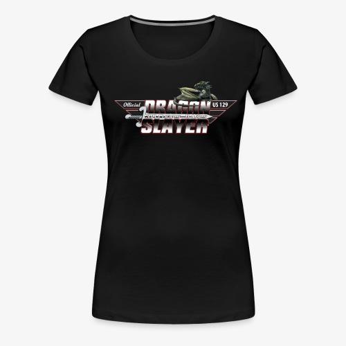 Ladies Dragon  Tee 2 - Women's Premium T-Shirt