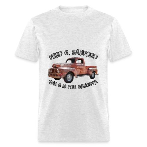 The G is for Gangsta - Men's T-Shirt