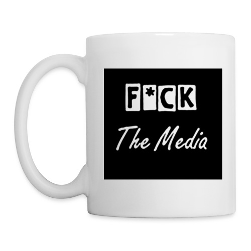 Fuck The Media - Coffee/Tea Mug