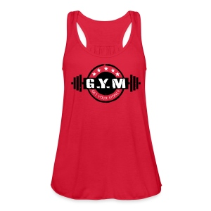 #G.Y.Mflow - Women's Flowy Tank Top by Bella