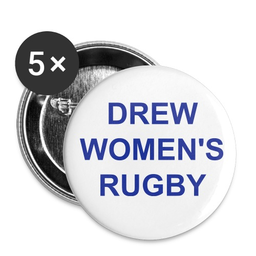 Rugby Pins - Large Buttons