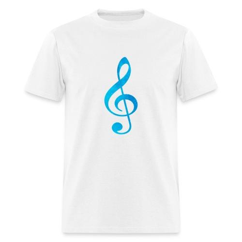 Treble Clef - Men's T-Shirt