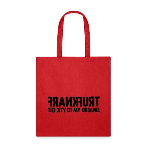 Frankfurt (black oldstyle) - Tote Bag