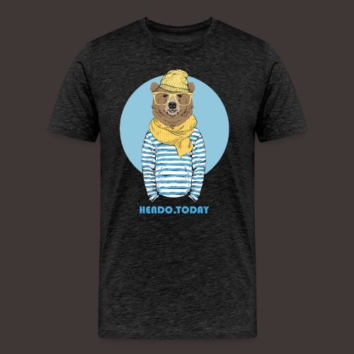 Hendo.Today - Men's Premium T-Shirt