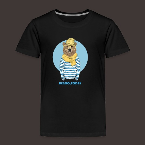 Hendo.Today - Toddler Premium T-Shirt