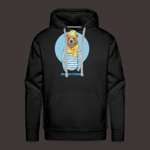 Hendo.Today - Men's Premium Hoodie