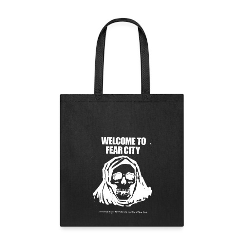 Welcome to Fear City Tote - Tote Bag