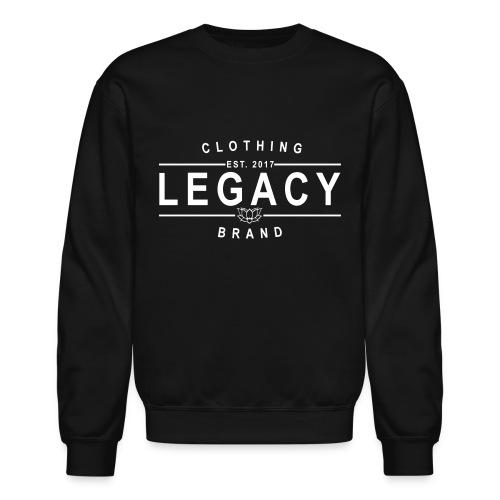 Hipster Legacy Crewneck - Crewneck Sweatshirt