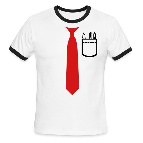 CLUB - Men's Ringer T-Shirt