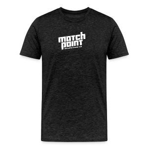Match Point Shirt 5 - Men's Premium T-Shirt