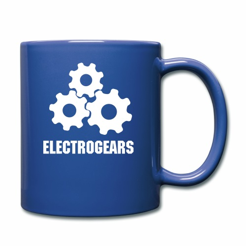 LETS GO ELECTRO - Full Color Mug
