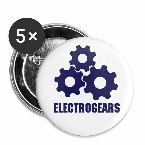 ElectroGears Pin - Small Buttons
