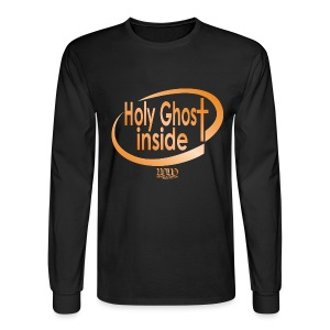 HOLY GHOST INSIDE - Men's Long Sleeve T-Shirt