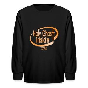 HOLY GHOST INSIDE - Kids' Long Sleeve T-Shirt