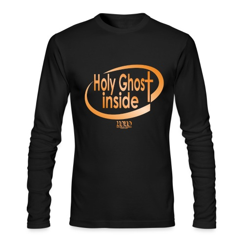 HOLY GHOST INSIDE - Men's Long Sleeve T-Shirt by Next Level