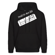 Hoodies ~ Men's Hoodie ~ Fuck Yo Couch – Dave Chappelle's Show Reference - Hoodie