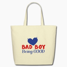 BAD BOY- being GOOD! Bags