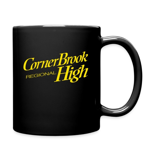 CBRH Black Mug - Full Color Mug