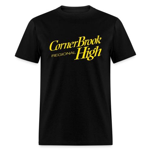 CBRH Black Shirt - Men's T-Shirt