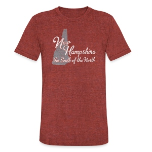 New Hampshire South - Unisex Tri-Blend T-Shirt