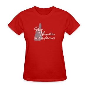 New Hampshire South - Women's T-Shirt