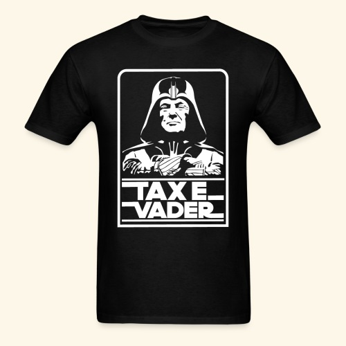 TAX E VADER - Men's T-Shirt