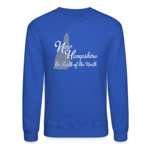 New Hampshire South - Crewneck Sweatshirt