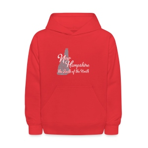 New Hampshire South - Kids' Hoodie