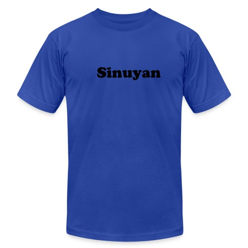 Sinuyan Mens - Men's Fine Jersey T-Shirt