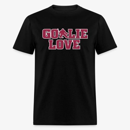 Goalie Love - Mens - Men's T-Shirt
