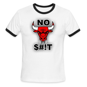 NO BS T-SHIRT - Men's Ringer T-Shirt