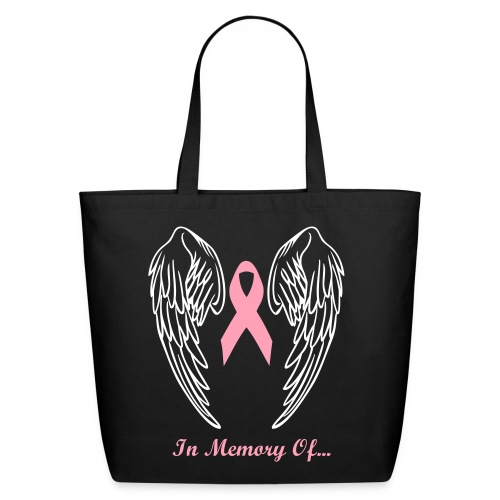 In Memory Of  - Eco-Friendly Cotton Tote