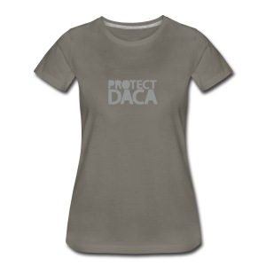 * Protect DACA * (velveteen.print)  - T-shirt premium pour femmes