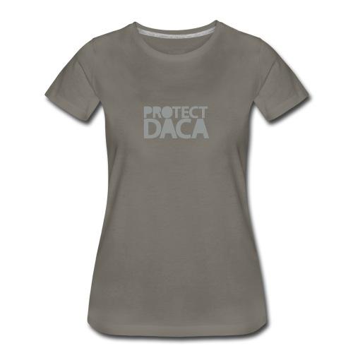 * Protect DACA * (velveteen.print)  - Women's Premium T-Shirt