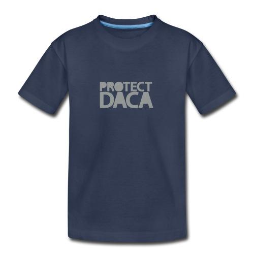 * Protect DACA * (velveteen.print)  - Kids' Premium T-Shirt