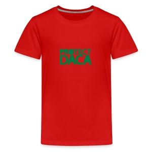 * Protect DACA *  - T-shirt premium pour ados