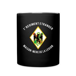 1er RE - Regiment Etranger - Maison Mere - Mug - Full Color Mug