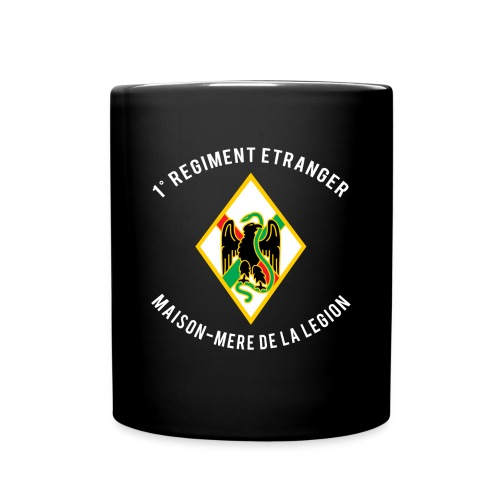 1er RE - Regiment Etranger - Maison Mere - Mug - Full Color Mug