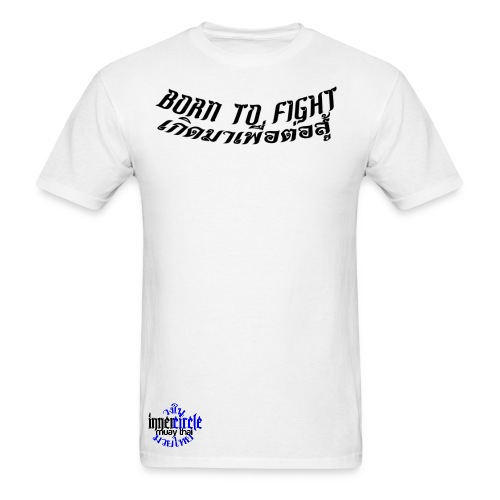 RaisedintheRing - Men's T-Shirt