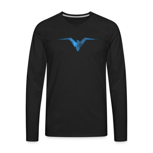 Nightwing long sleeve shirt - Men's Premium Long Sleeve T-Shirt