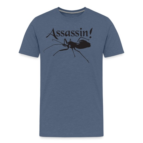 Assassin! (bug) - Men's Premium T-Shirt