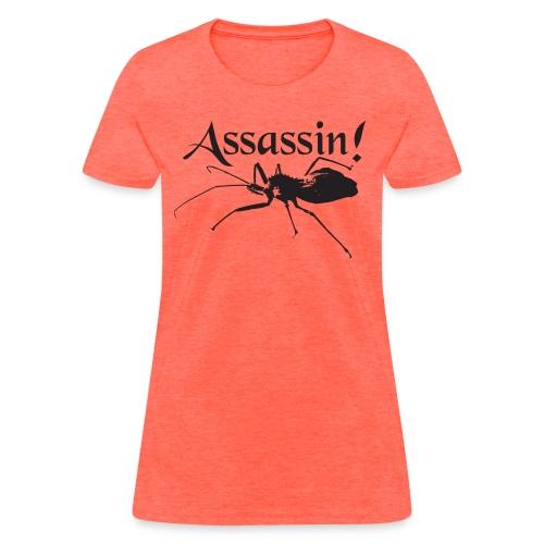 Assassin! (bug) - Women's T-Shirt