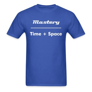 Time Lord Math - Standard - Men's T-Shirt