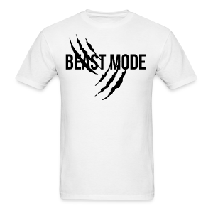 Beast mode Tshirt - Men's T-Shirt