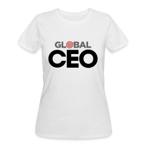 Global CEO Roomier Fit - Women's 50/50 T-Shirt